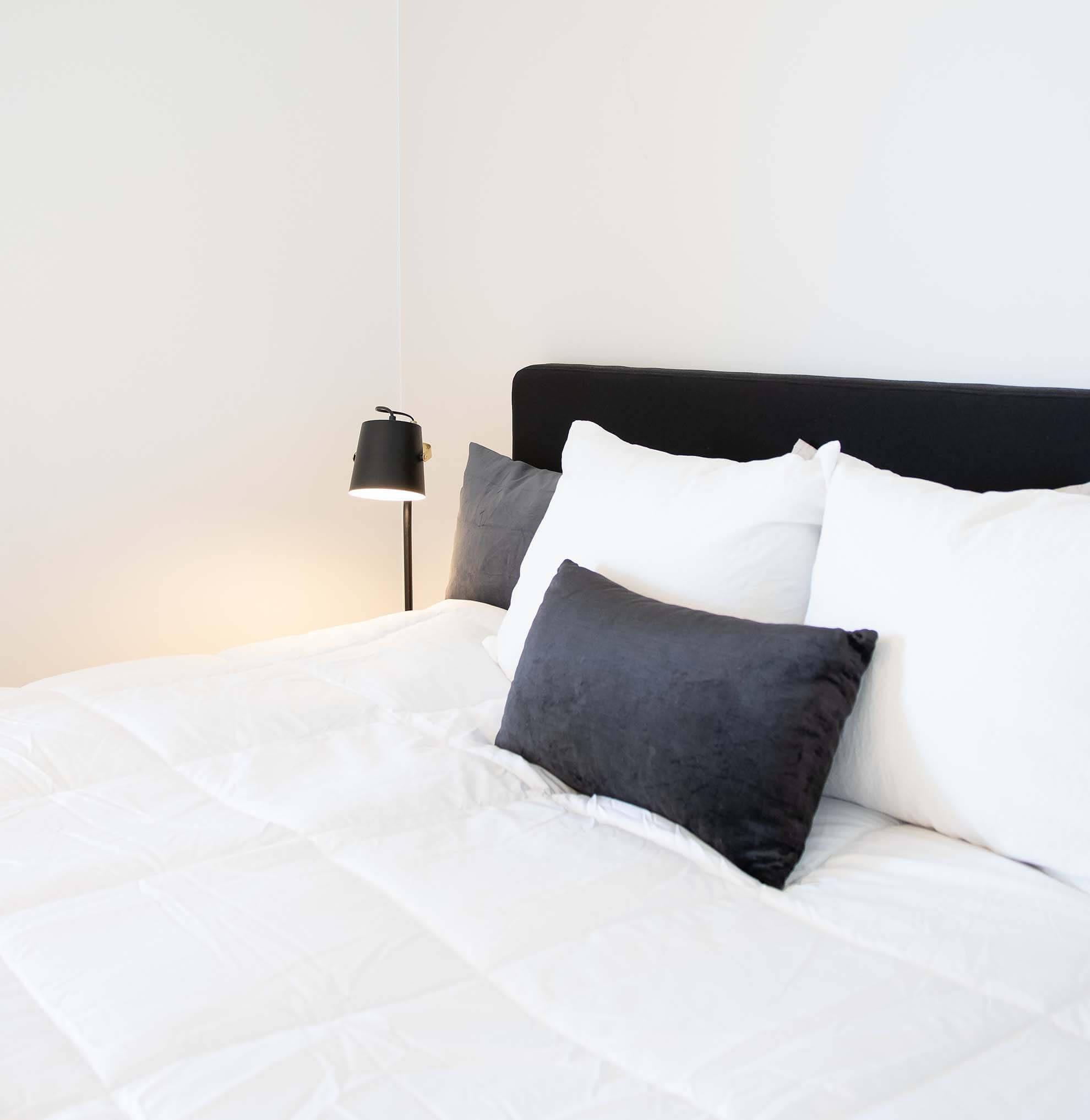 Makuuhuoneen sisustuksen suunnittelu